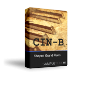 Cin-B Shaped Grand Piano