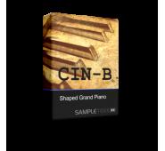 Cin-B Shaped Grand Piano