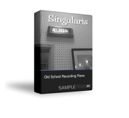 Singularis - Old School Recording Piano