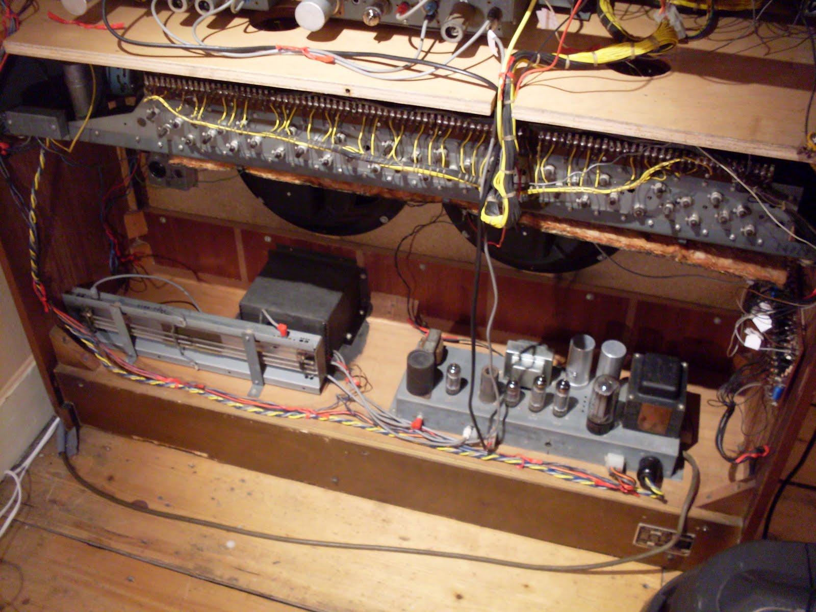 ST Tonewheel on wurlitzer organ schematic, hammond transformer wiring diagrams, hammond s6 organ schematic,